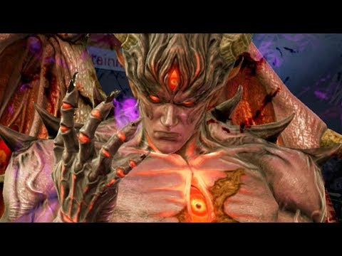 TEKKEN 7 - Devil Kazuya Final Form Treasure Battle (Test