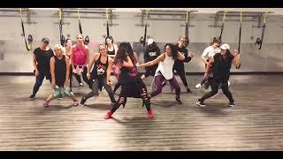 The Officer // Sidney Samson & Shaggy // Joanna Cavalcante Dance Fitness