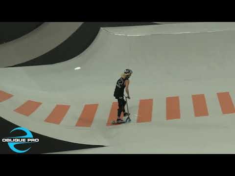 Alexandra Madsen - ISA Women's World Scooter Semi Finals 2019