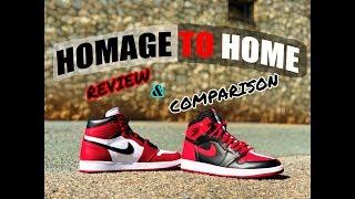 59ba298d464464 homage to home jordan 1 on feet - ฟรีวิดีโอออนไลน์ - ดูทีวีออนไลน์ ...