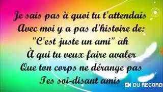 Dadju Jaloux Parole