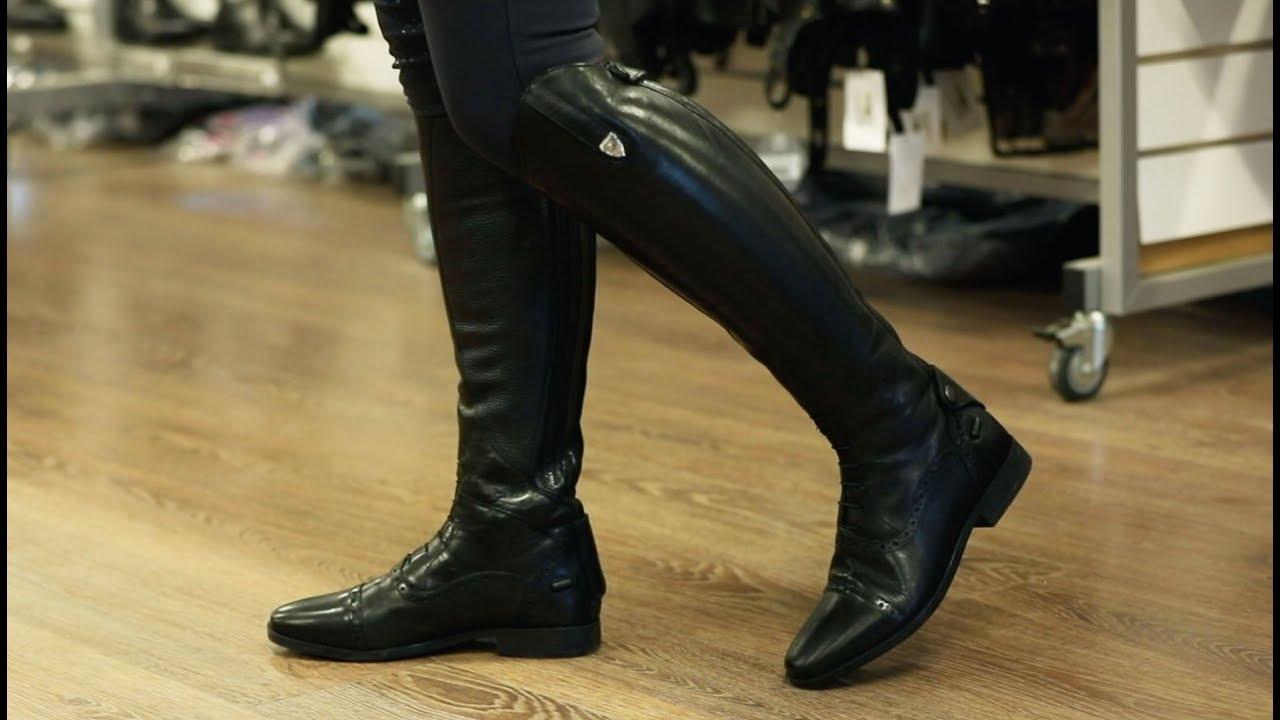 Horze Winslow ridestøvler, ægte læder | Horze