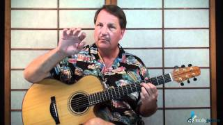 Sunny Skies - Guitar Lesson