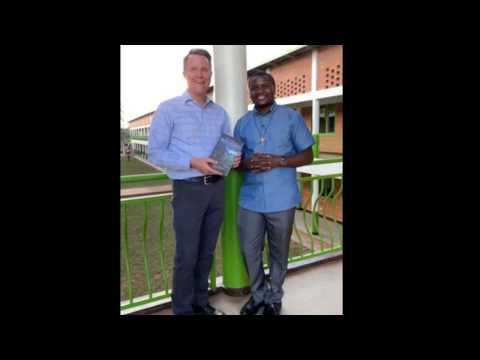 Pastor Cedric - hopehavenrwanda.com/blog