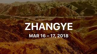preview picture of video 'Zhangye'