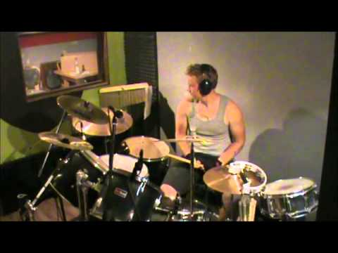 Drum Cover by Justl - Utopia (Daughtry)