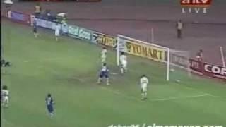 Persib VS Persema 4-0 (Babak Pertama)