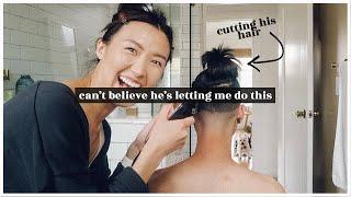 He Let Me Cut his Hair!   WahlieTV EP749