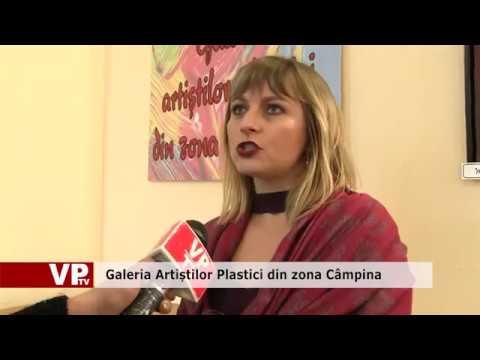 Galeria Artiștilor Plastici din zona Câmpina