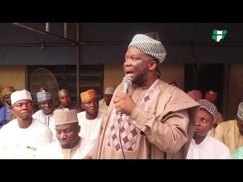 AGAN METTA - Fadilatu Sheikh Abubakri Issah Olayinka (SAIFU L QUOIRIYAH)