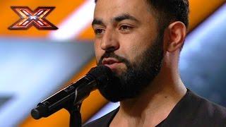 Севак Ханагян. Не Молчи - авторская песня. Х-фактор 7. Третий кастинг
