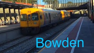 Vlog 39: The New Bowden Railway Station