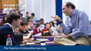 The theories of interactive learning: The Carl Wieman Science Education Initiative