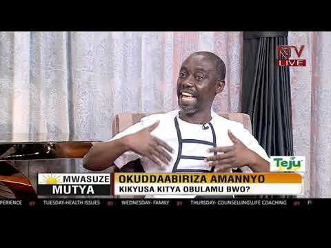 Mwasuze Mutya: Dr Kironde akubuulira engeri y'okuddabiriza amannyo go