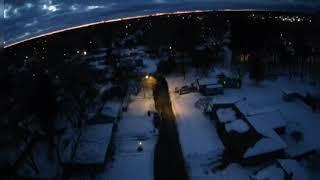 Hubsan H501S GPS Drone - Night Flight HD 1080P