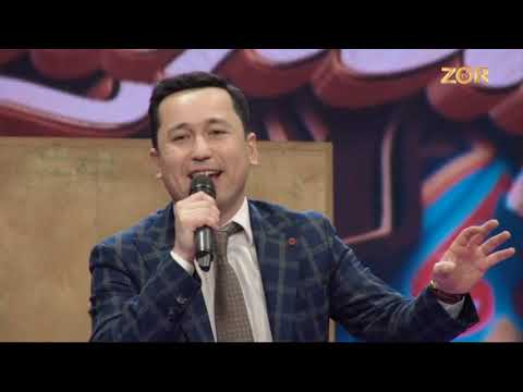 Bunyodbek Saidov Zo'rTV da jonli ijroni yorvordi 2019