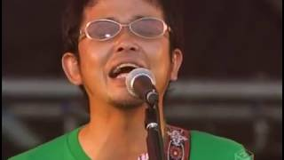 ロックインジャパンFES2007#2RADWIMPS奥田民生ケツメイシ