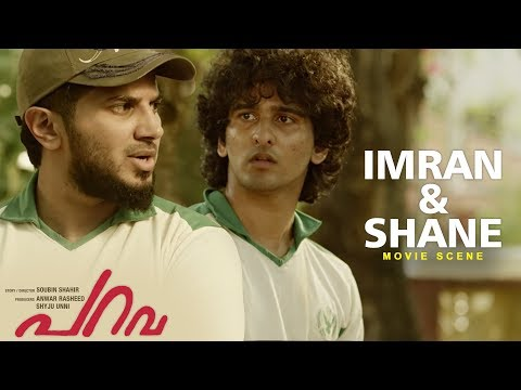Parava Movie Scene - Imran and Shane