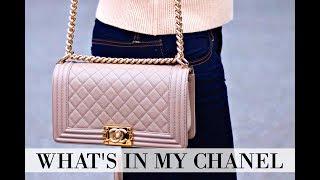 a5d9d3debb20 Descargar MP3 de What Fits In Chanel Boy Bag gratis. BuenTema.Org