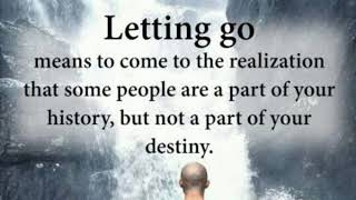 Buddha Quotes : Letting Go, Letting Happiness In