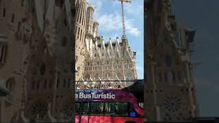 Sagrada Familia 4K HDR 60 FPS -  2019