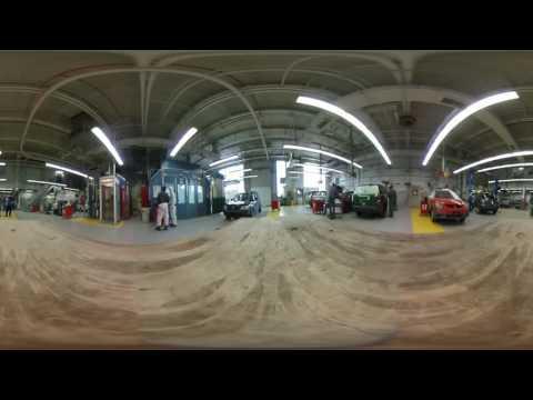 Ateliers de carrosserie 360°