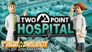 Two Point Hospital - The Dojo (Let's Play)