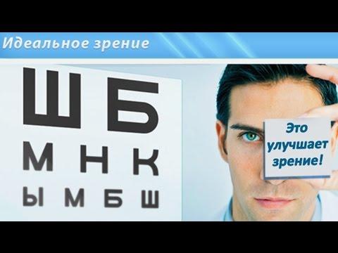 Ясное зрение. простой способ улучшить зрение без очков