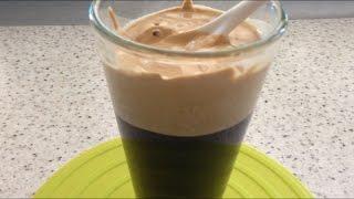 Кофе с густой пенкой. Как приготовить крепкую пенку для кофе без капучинатора