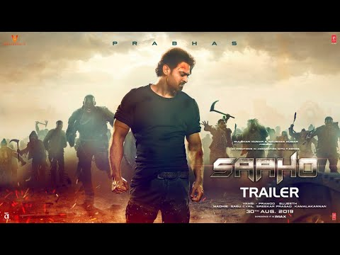 Saaho Movie Picture