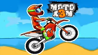 Juego de Motos para Niños - Moto X3M