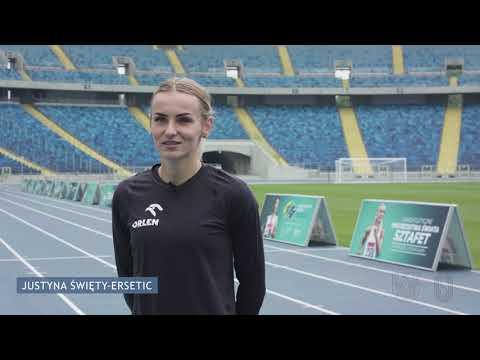 Justyna Święty - Ersetic opowiada o Stadionie Śląskim