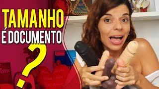 TAMANHO De PAU é Documento?
