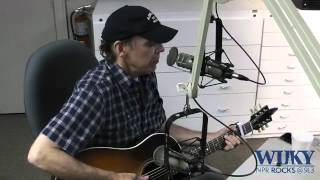 "John Hiatt Performs ""No Wicked Grin"" Live on 91.3, WUKY - Lexington, KY"