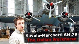 ⚜ | The Savoia-Marchetti SM.79 'Sparviero' - Italy's Workhorse of WW2