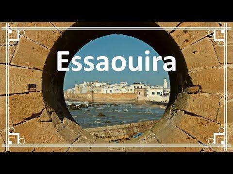 Essaouira, el pueblo costero más bonito