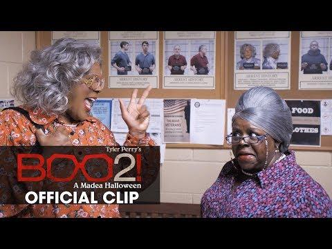 New Official Trailer for Boo 2! A Madea Halloween