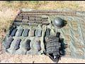 ENCUENTRAN dos granadas y municiones de armas de fuego tras enfrentamiento en Comalapa