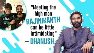 Dhanush opens up on Rajinikanth, wife Aishwarya and his journey in the South Film Industry