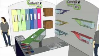Catwalk For Kitty Booth Design 001