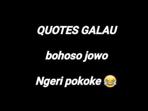 Caption Jowo Lucu 2
