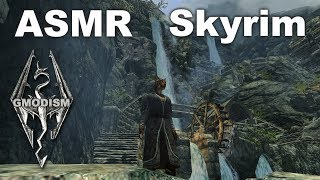 ASMR Skyrim - Problems in Iron and problems solved - Khajiit Life Ep.29