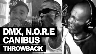 DMX, Canibus, N.O.R.E freestyle full 1998 throwback