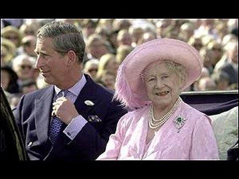 The arrival of the queen mother at her 100th birthday parade part 1 mp3