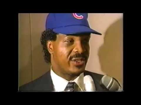 1990 News: George Bell Leaves Jays for Cubs