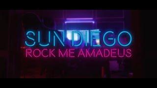 "SUN DIEGO - ""ROCK ME AMADEUS"" [ohne Falco] (Official Fan-Video)"