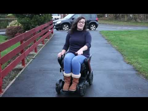 TGA: WHILL Model C - Georgina, accessible travel blogger - vlog 2 YouTube video thumbnail