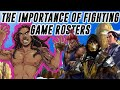 Gender Bending, Replacements & Poor Designs | The Problem With Fighting Game Rosters