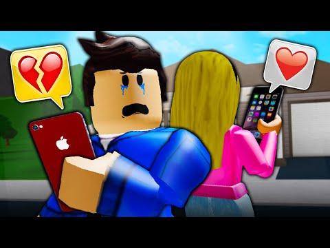 The Sad Truth of Online Daters: A Sad Roblox Bloxburg Movie