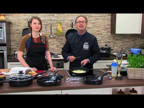 WWW.EXPRESS-SCHOP.TV  -  AMT Gastroguss Induktionspfannen-Set